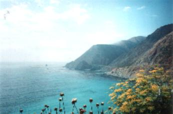 Pacific Coast, Big Sur