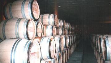 ... and barrels !