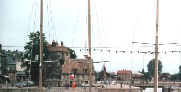 Honfleur - harbor