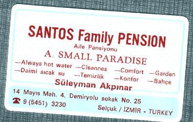 Pension in Selçuk...