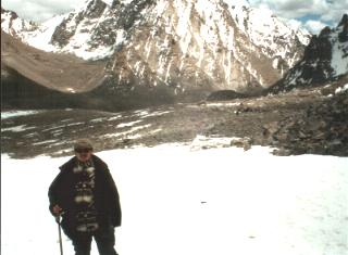On the Kailash kora...