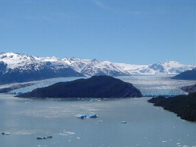 The Grey Glacier