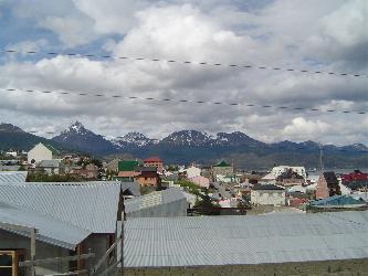 Ushuaia downtown
